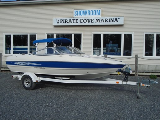 For Sale: 2008 Stingray 185ls B/r – For Sale Us587 18ft<br/>Pirate Cove Marina