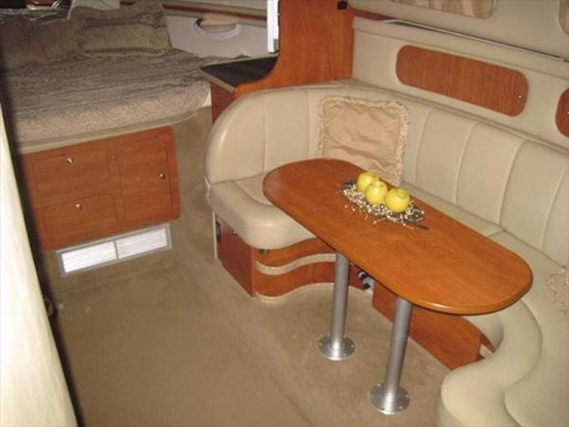 2006 Rinker boat for sale, model of the boat is 342 Fiesta Vee & Image # 5 of 13