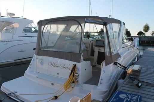 2006 Rinker boat for sale, model of the boat is 342 Fiesta Vee & Image # 13 of 13