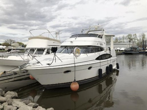 2002 CARVER 396 MOTOR YACHT for sale