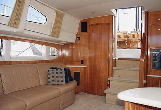 2002 Carver boat for sale, model of the boat is 396 Motor Yacht & Image # 5 of 26