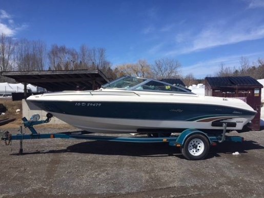 1996 Sea Ray boat for sale, model of the boat is 190 & Image # 1 of 6