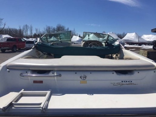 1996 Sea Ray boat for sale, model of the boat is 190 & Image # 2 of 6
