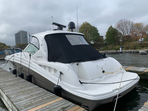 2006 Sea Ray boat for sale, model of the boat is 44 Sundancer & Image # 3 of 13