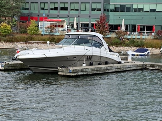 2006 Sea Ray boat for sale, model of the boat is 44 Sundancer & Image # 2 of 13