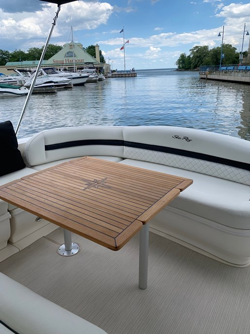 2006 Sea Ray boat for sale, model of the boat is 44 Sundancer & Image # 10 of 15