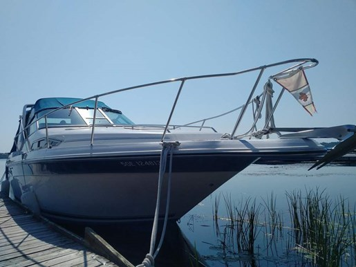 1990 Sea Ray boat for sale, model of the boat is 270 Sundancer MC & Image # 1 of 13