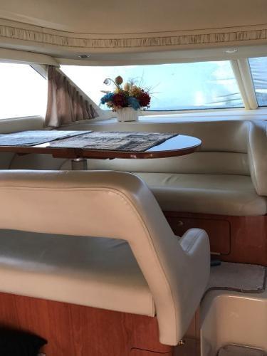 2000 Sea Ray boat for sale, model of the boat is 400 Sedan Bridge & Image # 8 of 9