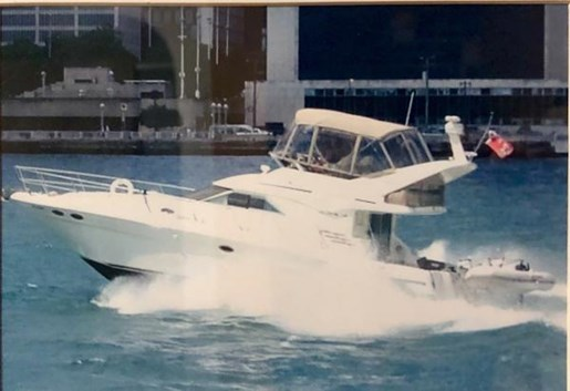 2000 SEA RAY 400 SEDAN BRIDGE for sale