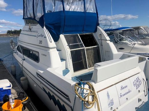 For Sale: 1994 Carver 310 Santego 31ft<br/>North South Nautical Group Inc.