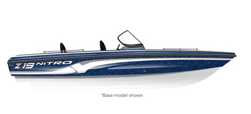 2020 Nitro boat for sale, model of the boat is Z19 SPORT & Image # 1 of 1