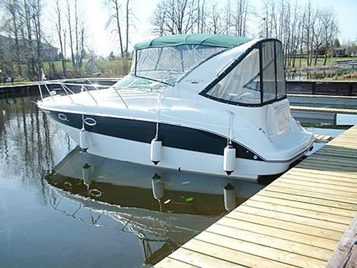 2003 Maxum boat for sale, model of the boat is 2700 SE & Image # 2 of 12
