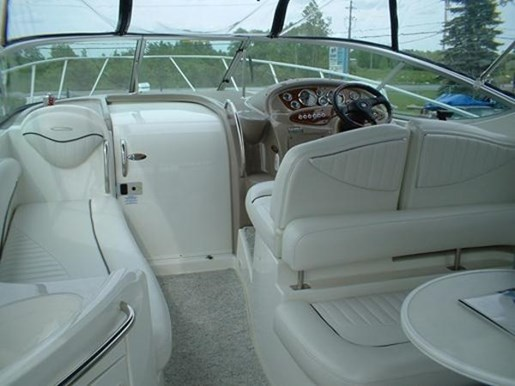 2003 Maxum boat for sale, model of the boat is 2700 SE & Image # 3 of 12