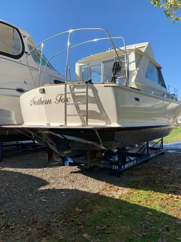 1966 Chris Craft boat for sale, model of the boat is COMMANDER 38 & Image # 13 of 17