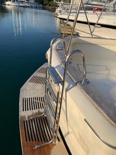 1966 Chris Craft boat for sale, model of the boat is COMMANDER 38 & Image # 16 of 17