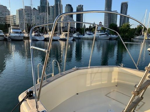 1966 Chris Craft boat for sale, model of the boat is COMMANDER 38 & Image # 17 of 17