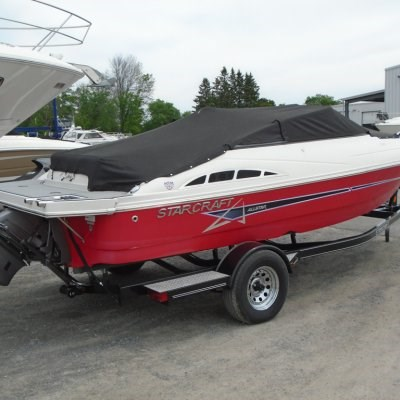 2014 Starcraft boat for sale, model of the boat is 1918 Sport - For Sale - Brokerage & Image # 2 of 4