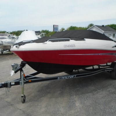 2014 Starcraft boat for sale, model of the boat is 1918 Sport - For Sale - Brokerage & Image # 3 of 4