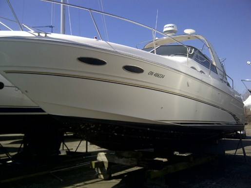 1999 Sea Ray boat for sale, model of the boat is 310 Sundancer & Image # 4 of 15