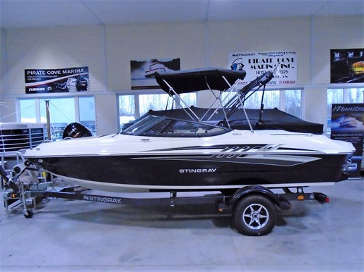 For Sale: 2020 Stingray 198 Lx – For Sale Str116 19ft<br/>Pirate Cove Marina