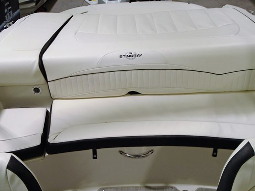 2020 Stingray boat for sale, model of the boat is 198 LX – For Sale – STR116 & Image # 5 of 10