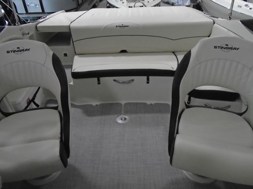 2020 Stingray boat for sale, model of the boat is 215 LR – For Sale – STR118 & Image # 7 of 15