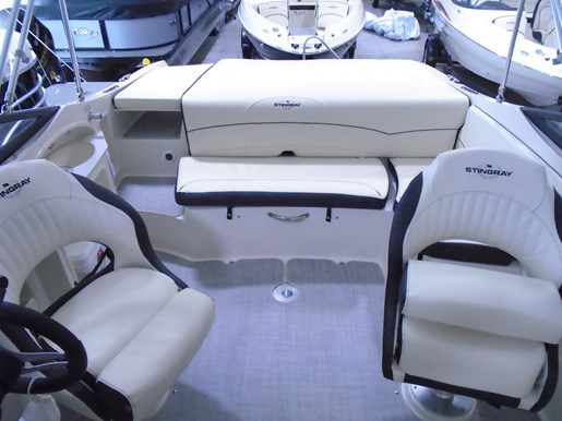 2020 Stingray boat for sale, model of the boat is 215 LR – For Sale – STR118 & Image # 9 of 15