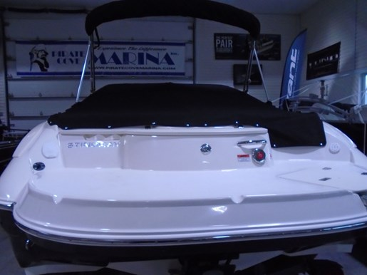 2020 Stingray boat for sale, model of the boat is 215 LR – For Sale – STR118 & Image # 15 of 15