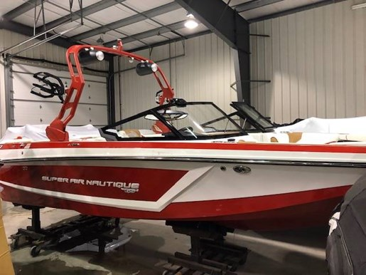 2020 Nautique boat for sale, model of the boat is SUPER AIR GS22 & Image # 1 of 5