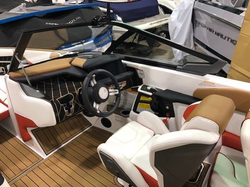 2020 Nautique boat for sale, model of the boat is SUPER AIR GS22 & Image # 3 of 5