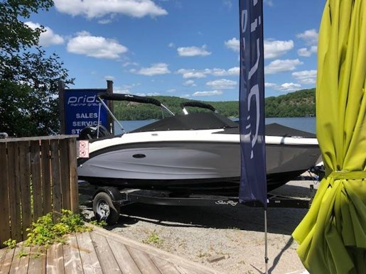 For Sale: 2019 Sea Ray Spx 190 Ob 19ft<br/>Pride Marine - Ottawa