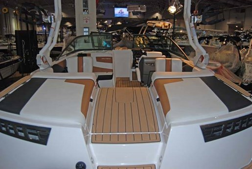 2020 Nautique boat for sale, model of the boat is SUPER AIR 210 & Image # 2 of 3