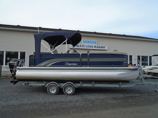For Sale: 2013 Premier Pontoons 220 Sunsation Ptx Tritoon 22ft<br/>Pirate Cove Marina