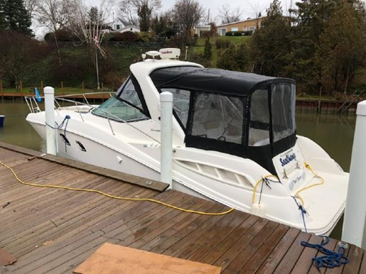 2009 Sea Ray 330 Sundancer Mc For Sale