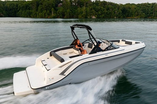2020 Bayliner boat for sale, model of the boat is DX2250 & Image # 1 of 1