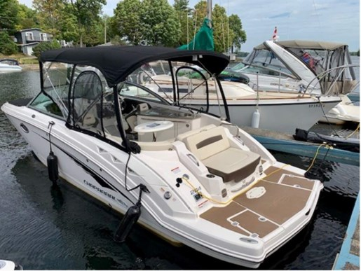 2019 Chaparral boat for sale, model of the boat is 264 Sunesta Deluxe & Image # 1 of 11