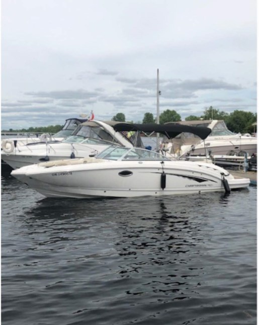 2019 Chaparral boat for sale, model of the boat is 264 Sunesta Deluxe & Image # 2 of 11