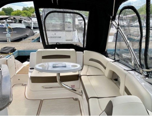 2019 Chaparral boat for sale, model of the boat is 264 Sunesta Deluxe & Image # 8 of 11