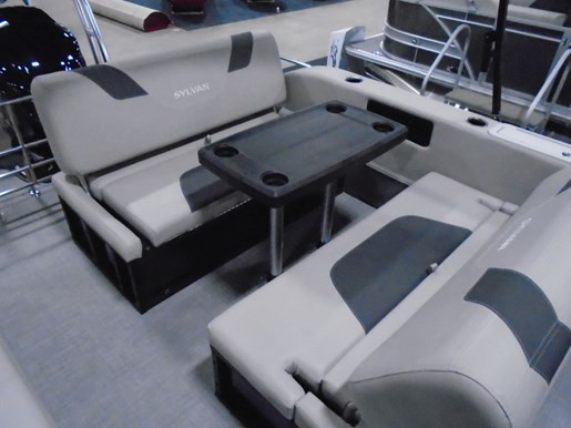 2020 Sylvan boat for sale, model of the boat is L5 DLZ PR25 Tritoon & Image # 4 of 9