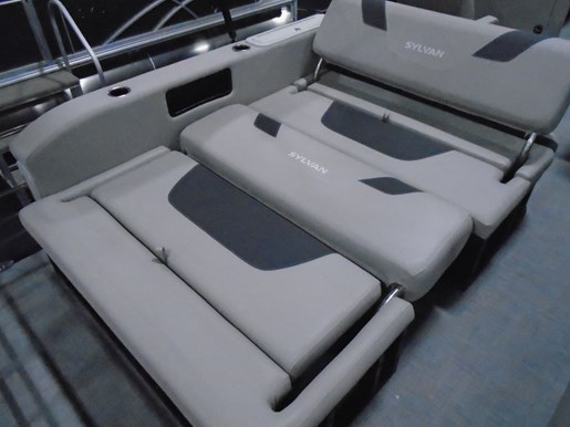 2020 Sylvan boat for sale, model of the boat is L5 DLZ PR25 Tritoon & Image # 5 of 9