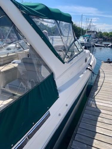 1997 Monterey boat for sale, model of the boat is 296 Cruiser & Image # 8 of 15