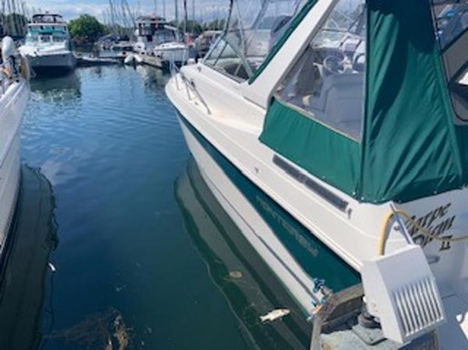 1997 Monterey boat for sale, model of the boat is 296 Cruiser & Image # 9 of 15