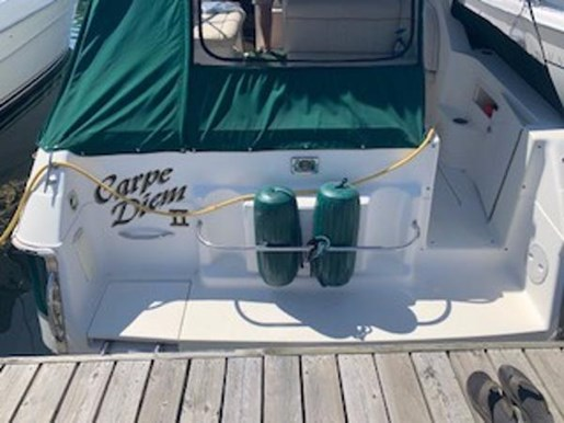 1997 Monterey boat for sale, model of the boat is 296 Cruiser & Image # 10 of 15