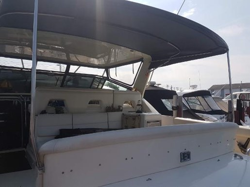 1997 Tiara Yachts boat for sale, model of the boat is 4000 Express Hardtop & Image # 6 of 24