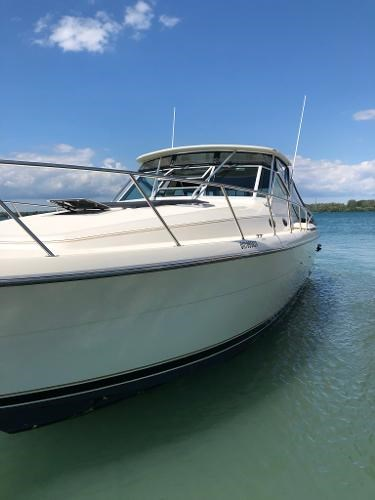 1997 Tiara Yachts boat for sale, model of the boat is 4000 Express Hardtop & Image # 3 of 22