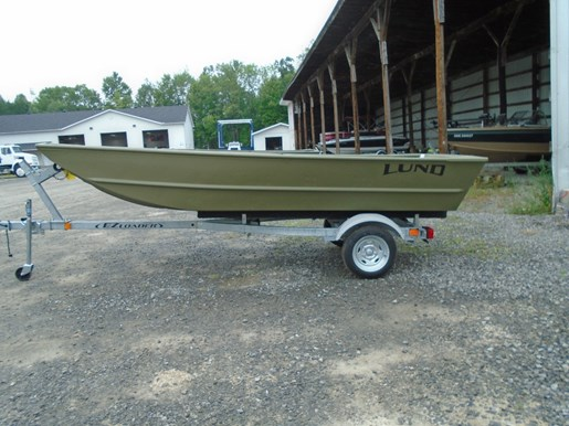 2020 LUND JON BOAT for sale