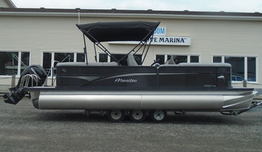 For Sale: 2021 Manitou Aurora Le Rf Vp 24ft<br/>Pirate Cove Marina