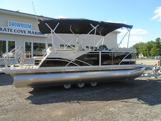 For Sale: 2021 Sylvan Mirage 8522 Clz Tri-toon 22ft<br/>Pirate Cove Marina