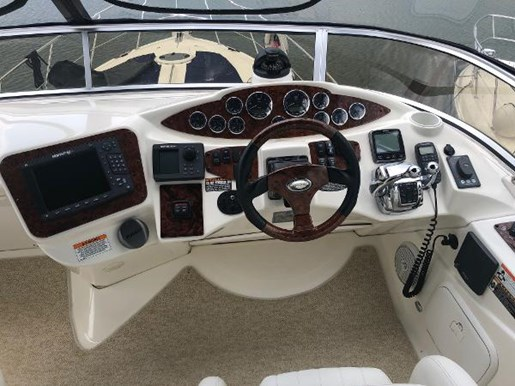 2008 Meridian boat for sale, model of the boat is 391 Sedan & Image # 5 of 16