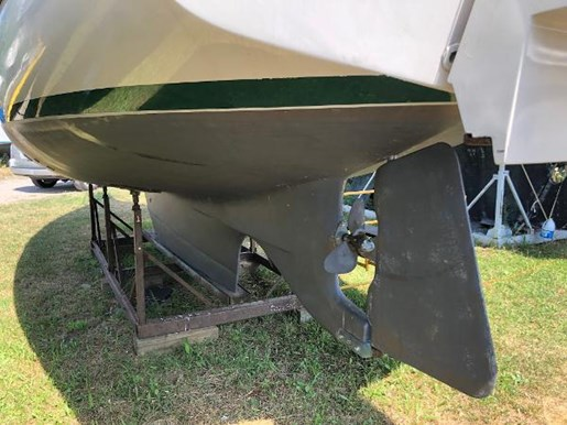 1991 Gozzard boat for sale, model of the boat is 31 & Image # 4 of 19